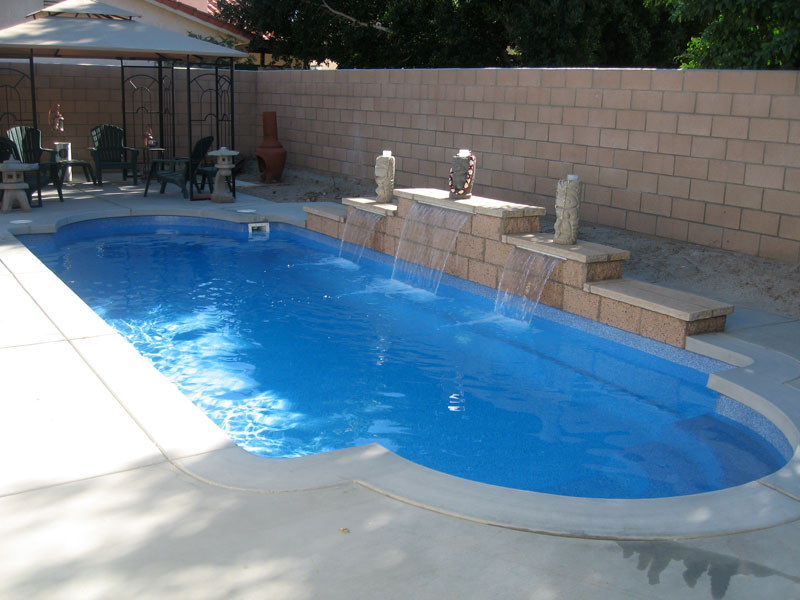 Above Ground Pool Custom Swimming Options And Add Ons