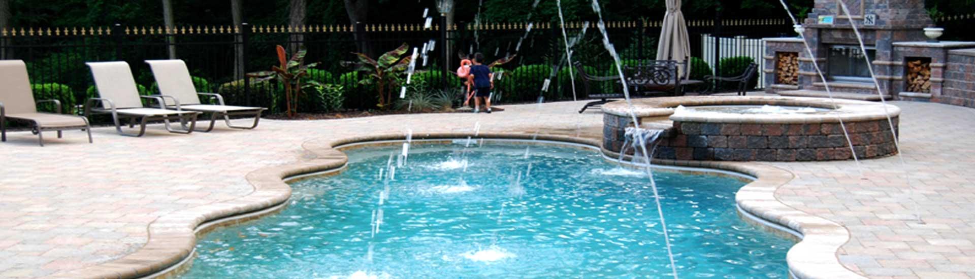 Heritage Pools Fiberglass Pools Montgomery County Pennsylvania